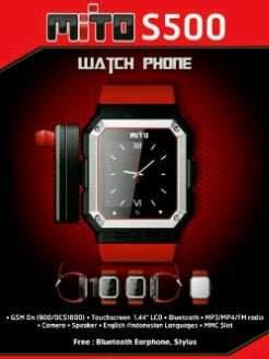 mito s500 hp jam tangan harga spesifikasi mito s500 hp jam tangan ...