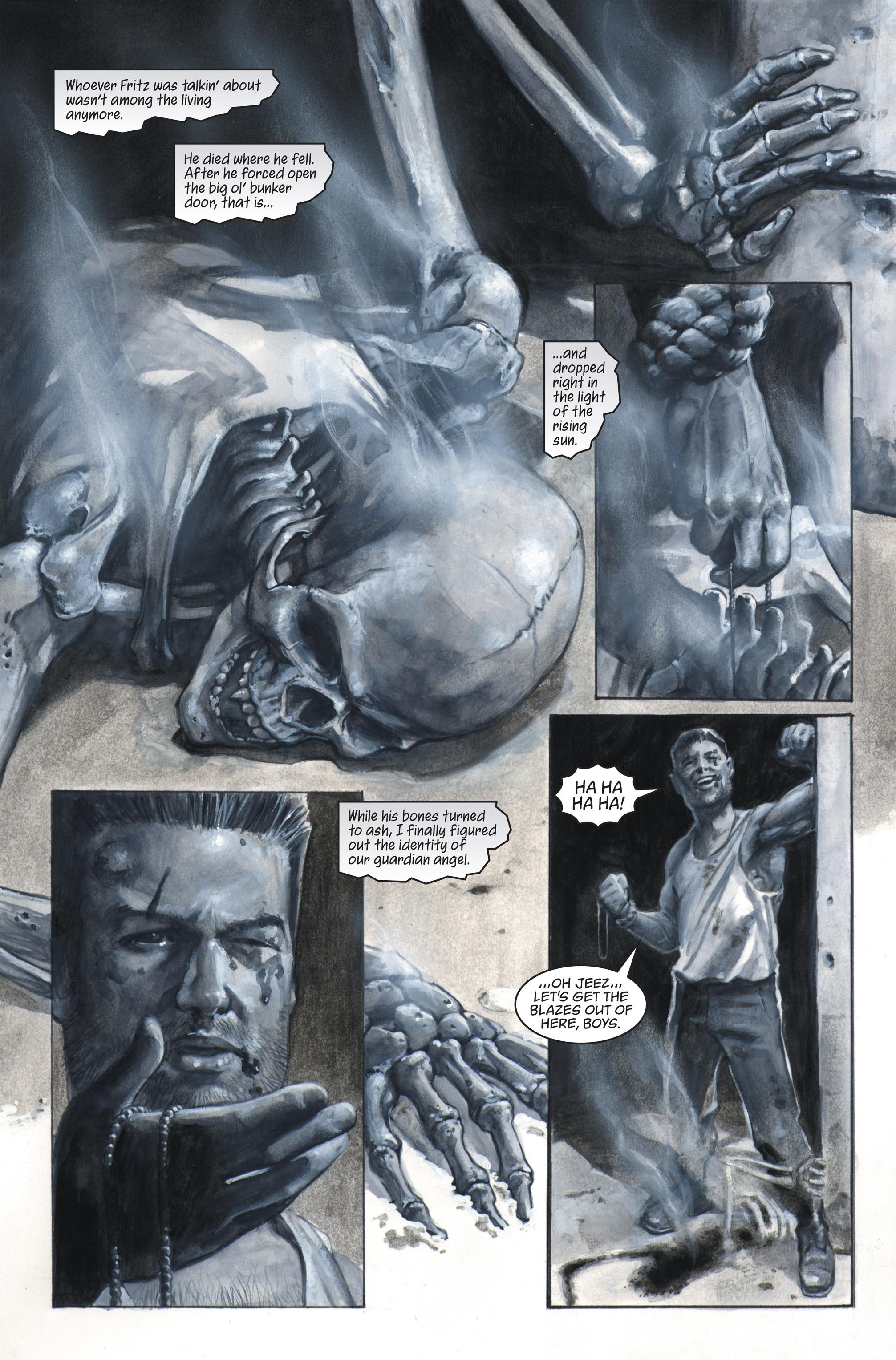 Captain America (1998) Issue #21 #27 - English 22