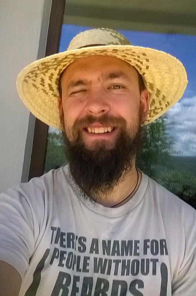 Rocking my new hat