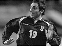 Forgotten Scotland Players: Peter Canero