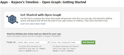 Open Graph Getting Started