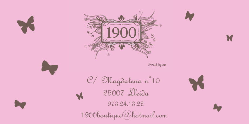 1900 Boutique