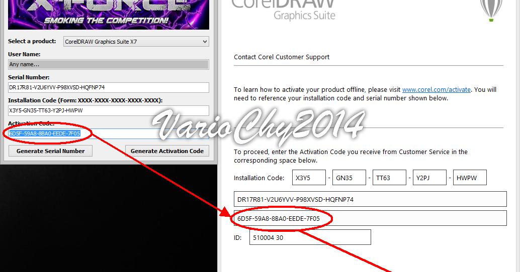 CorelDRAW Graphics Suite X8 19.2.0.448 keygen