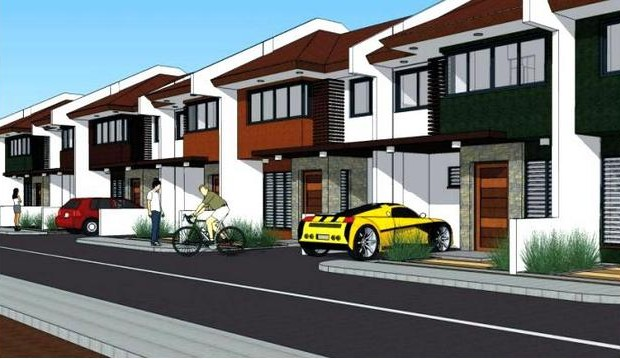 Anami Homes Sunflower – Two Storey Townhouse in Lapu lapu