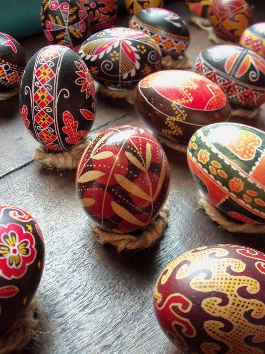 Annar uova di pasqua - Uova di pasqua decorati ...