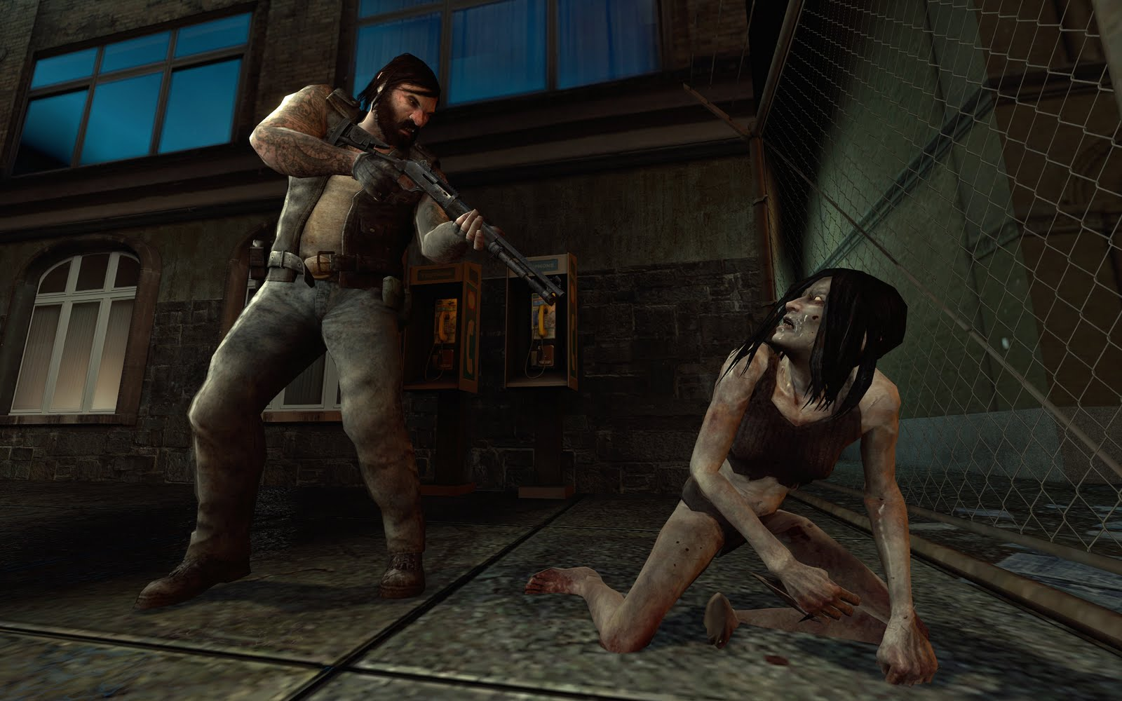 Left four dead dead in mind mod naked image