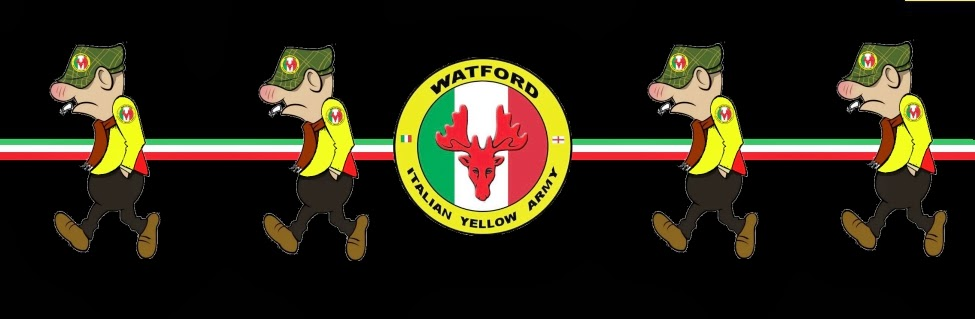 watford fc italia