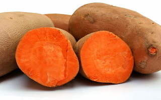 boniatos batatas