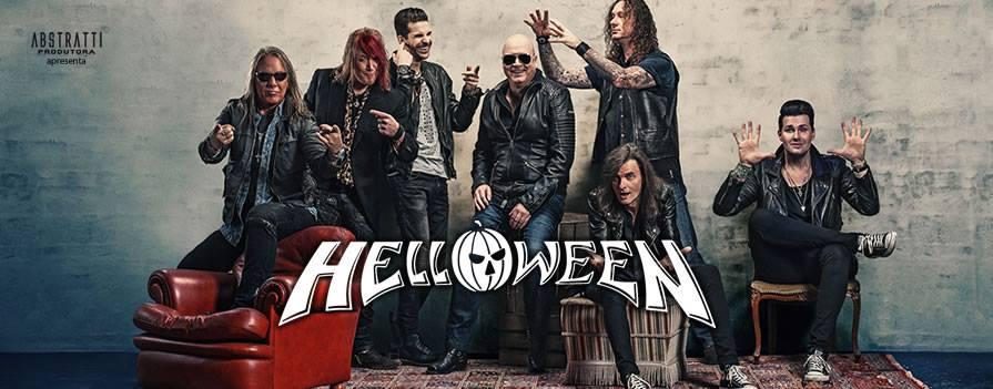 Helloween com Michael Kiske e Kai Hansen! Clique na imagem e confirme sua presença!