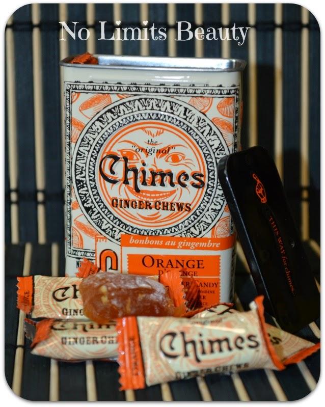 iHerb - Chimes Ginger Chews
