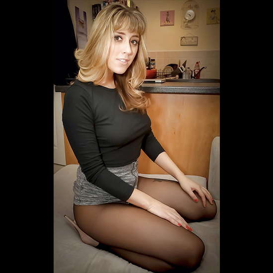 The Crossdressed in pantyhose amusing topic