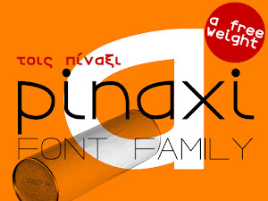 Download your Free Pinaxi Bold weight!