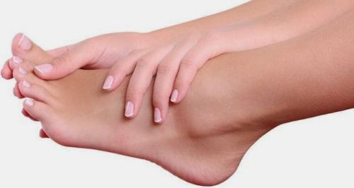 cara menghilangkan bau kaki dengan cepat