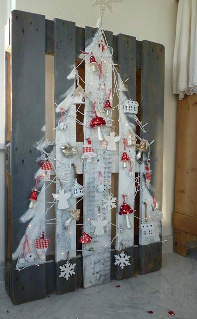 idée sapin de Noël DIY