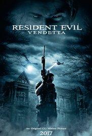 Watch Resident Evil: Vendetta Online Free 2017 Putlocker