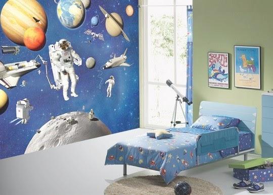 La Boutique Spatiale Décoration Chambre de l'Espace