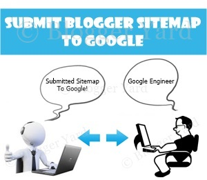 Submit Blogger Sitemap To Google