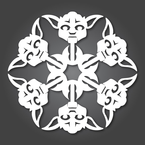 If its hip its here archives its snowing star wars 10 new if its hip its here archives its snowing star wars 10 new diy star wars paper snowflake templates pronofoot35fo Choice Image