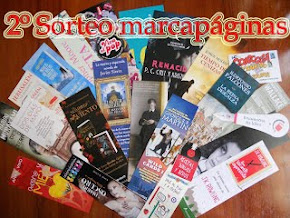 Sorteo marcapginas