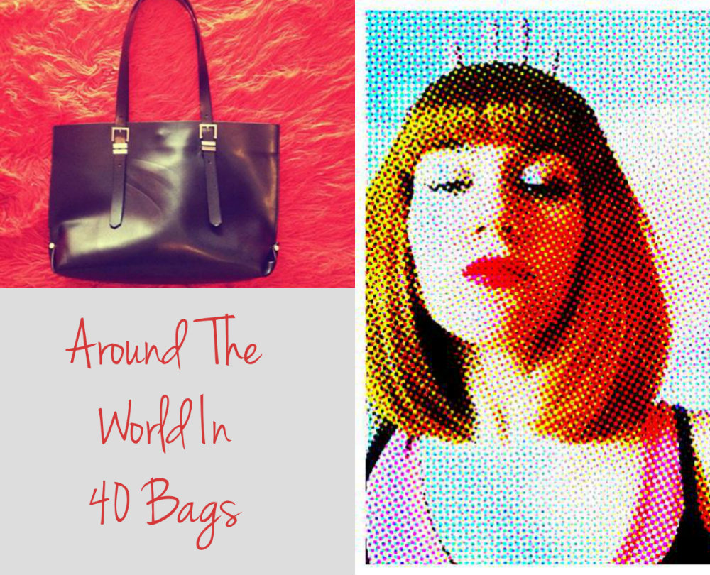 Around The World In 40 Bags With Artemis Stiga