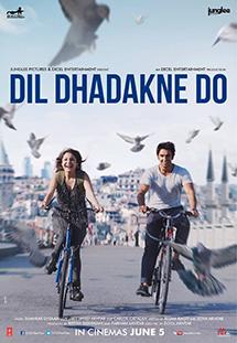 Kỳ Nghĩ Đáng Nhớ - Dil Dhadakne Do
