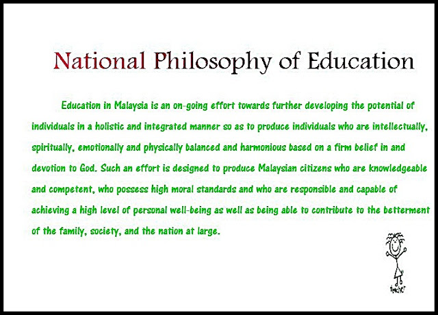 national philosophy of education