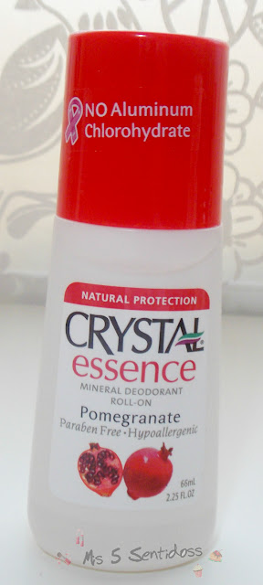 Cristal Essence, Desodorante mineral Roll On