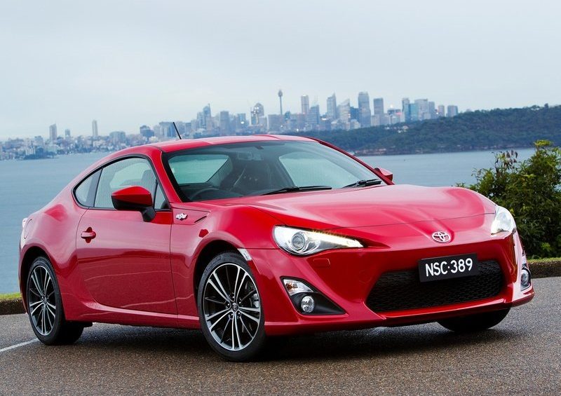 CAR GARAGE | Toyota 86 GTS (2012) | The 86 Will Serve As A Halo Car For  Toyota, Expanding The Brand Into A New Dimension Of Driving Performance.