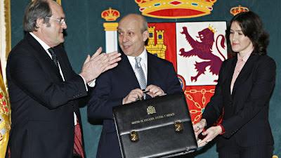 El ministro Wert toma el relevo de Gabilondo y Sinde