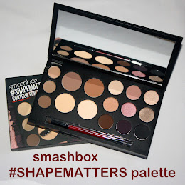 .Smashbox Shapematters paletta