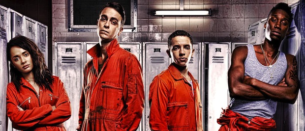 Misfits - Renewed for season 5