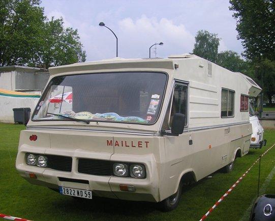le camping car passe partout camping car j9 maillet vendre. Black Bedroom Furniture Sets. Home Design Ideas