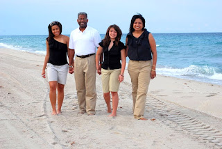 Allen West wife and family