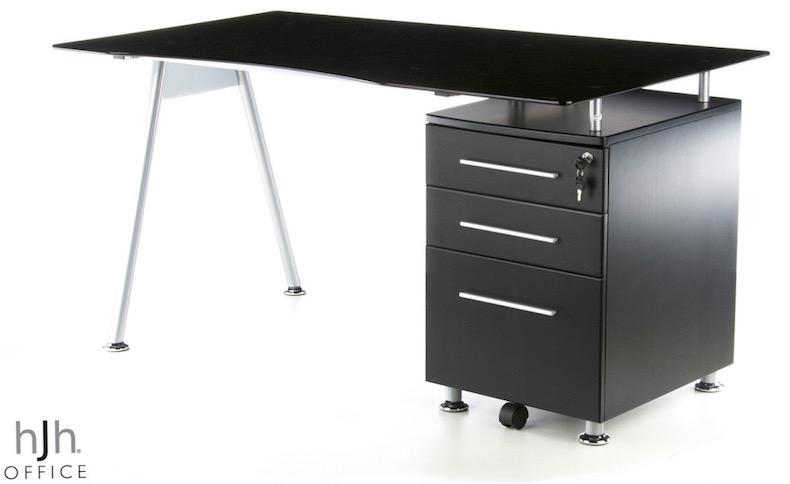 Como optimizar el espacio de trabajo con la mesa de - Como hacer una mesa de ordenador ...