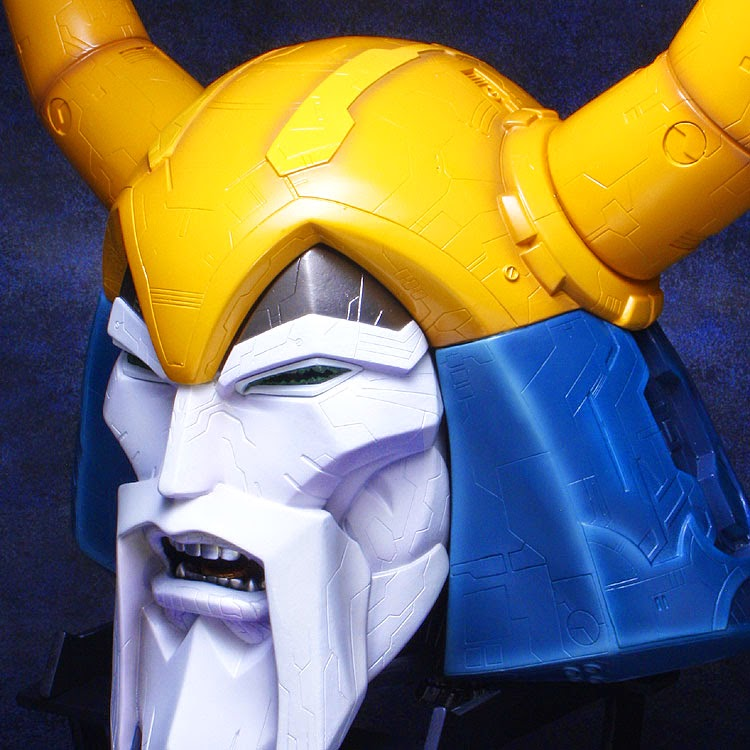 Unicron Head della Art Storm