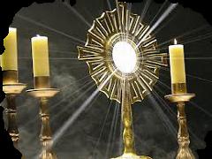 Adoracja Jezusa Eucharystycznego on-line