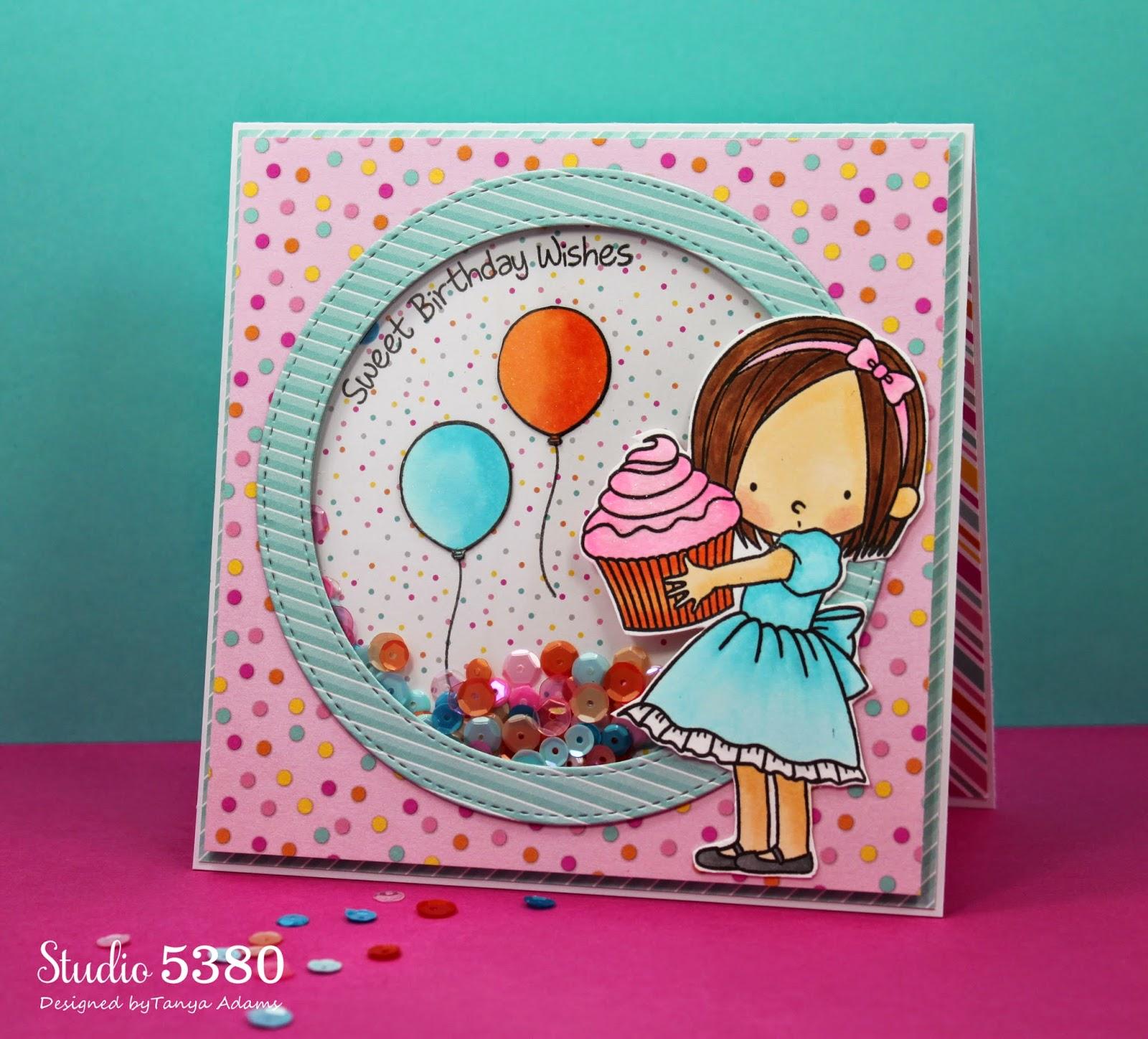 Studio 5380 Sweet Birthday Wishes For Hannah