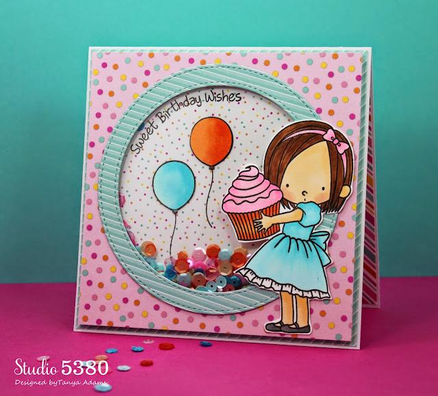 Studio 5380: Sweet Birthday Wishes For Hannah