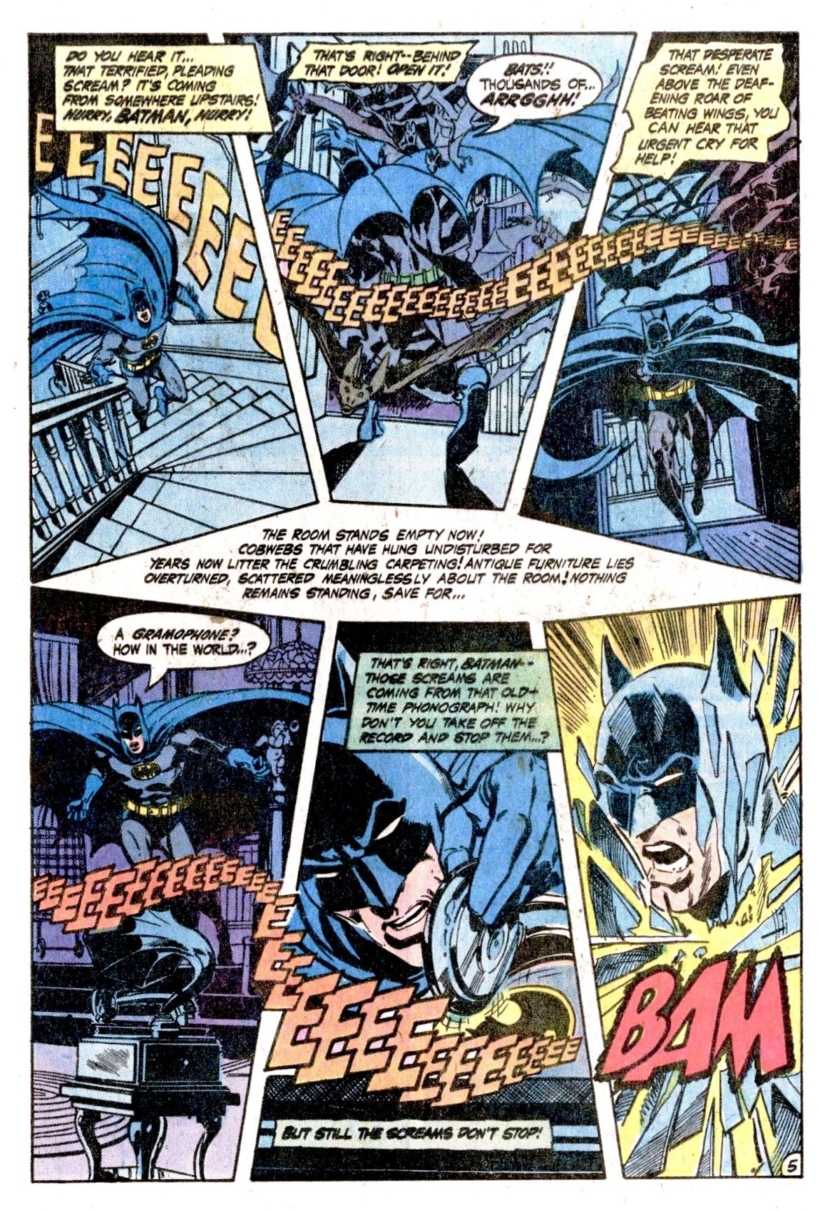 Detective Comics (1937) Issue #477 Page 9