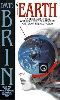 Copertina di Terra, di David Brin