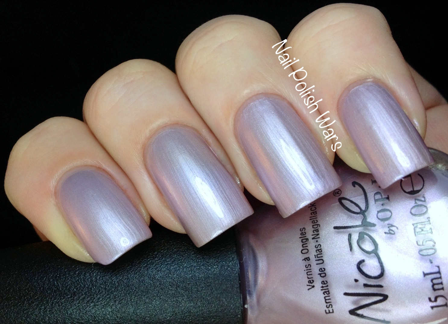 Nail Polish Wars: Nicole by OPI CVS Exclusives Swatch & Review