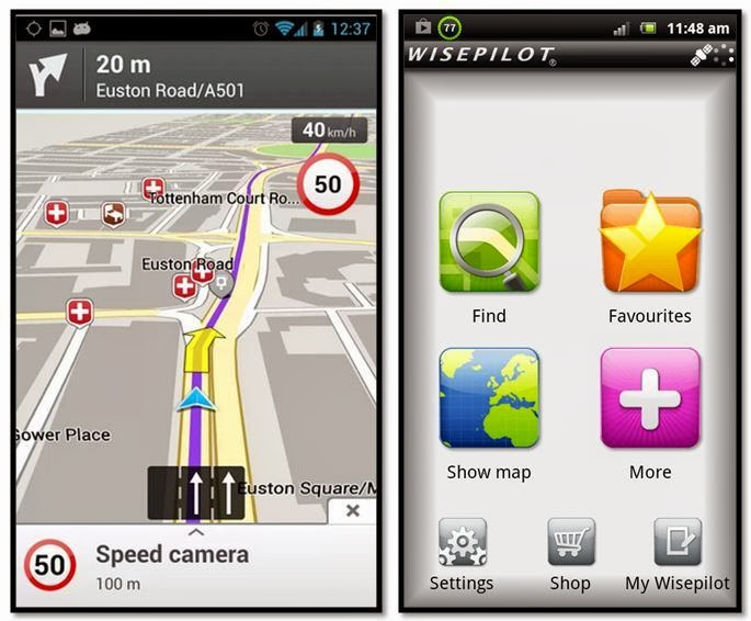 Скачать Программу Для Навигации Для Андроид - фото 5