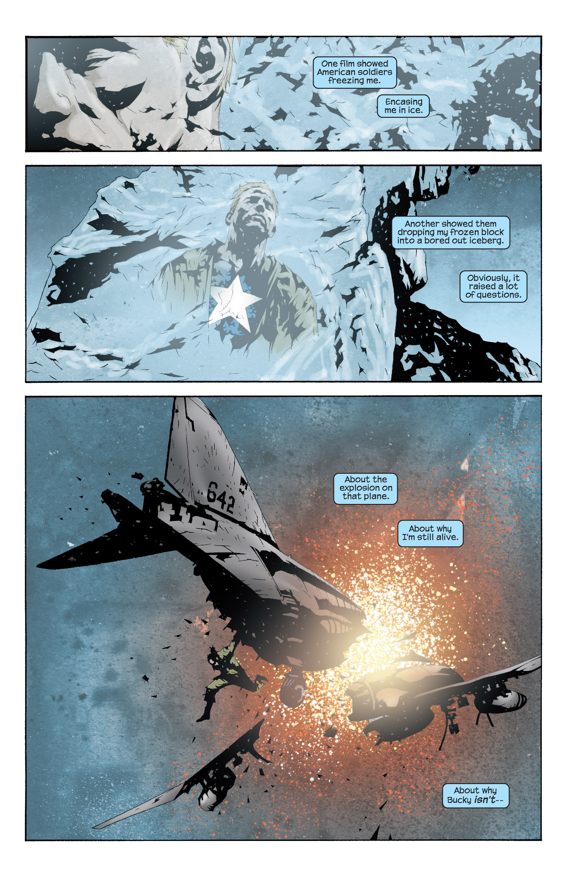 Captain America (2002) Issue #15 #16 - English 4
