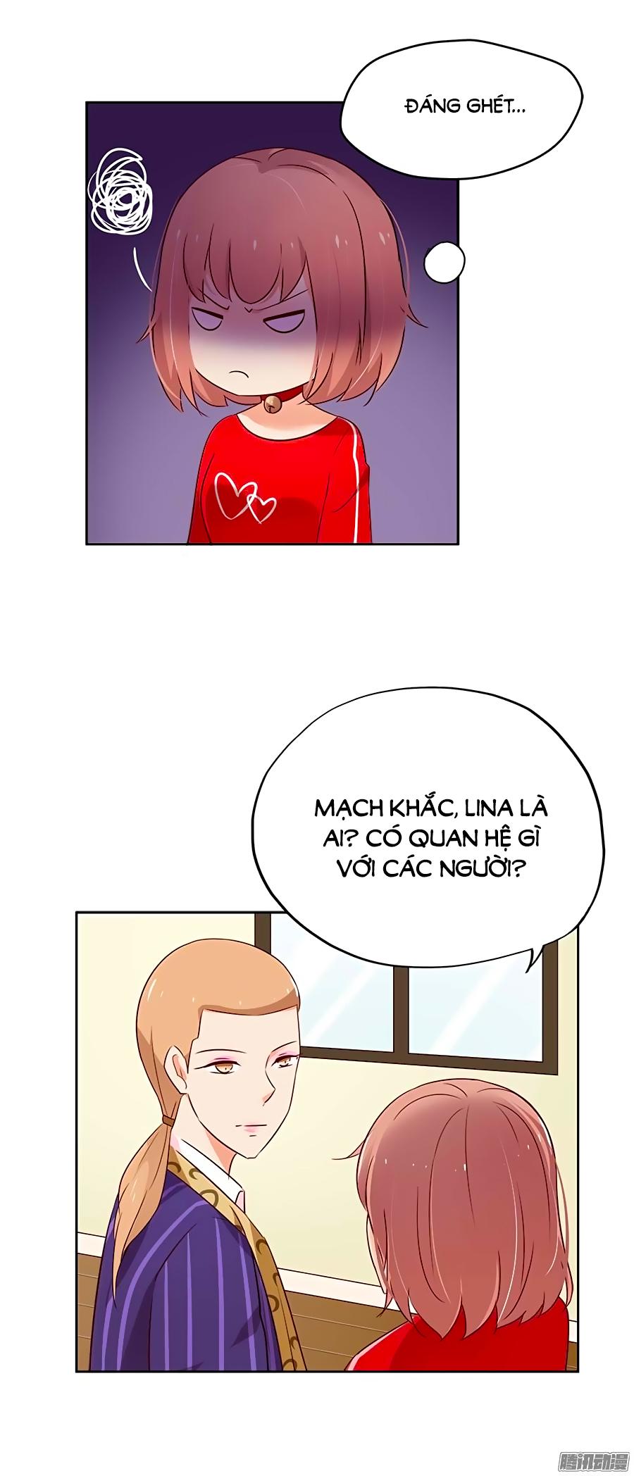 Bạn Trai Minh Tinh Bức Yêu – Chap 13
