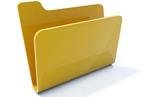 creating nameless folder