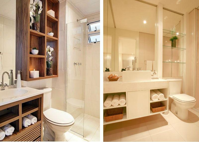 Nichos no banheiro  Solteiras Noivas Casadas # Como Colocar Nicho No Banheiro