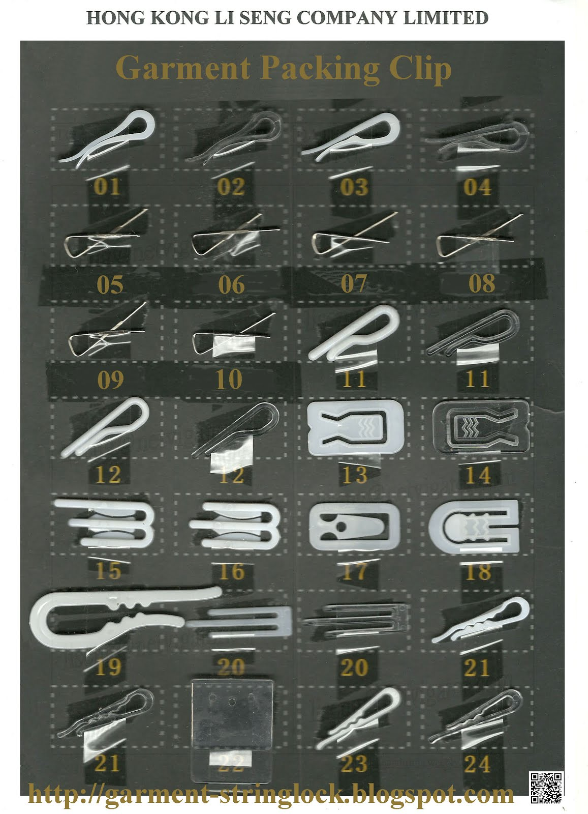 Specialized production Garment Accessories for your own brand products apparel