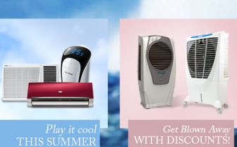 Buy Best Selling & Cooling Home Appliances At Upto 50% off + Extra 10% off with MobikWik wallet