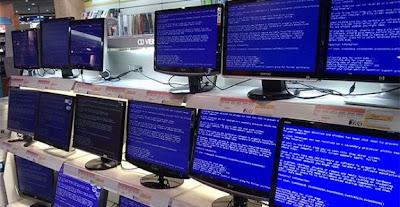 evitar reinicio windows por error de pantalla azul de la muerte