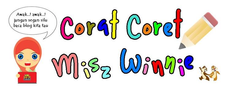 ♥♥ Corat-Coret Miz Winnie  ♥♥